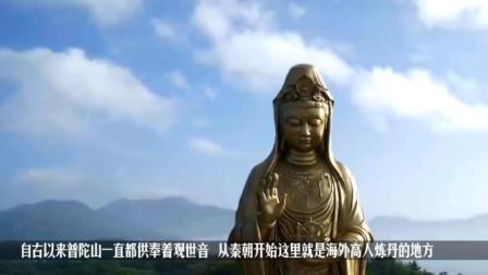 一日本高僧来到中国, 想带观音像回日本, 结果途中频频出事