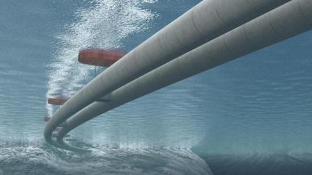 城市之间的交通不方便, 挪威自主建设海底隧道打通城市交通