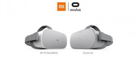 小米联合 Oculus 发布 VR 一体机 Oculus Go, 国内夏季上市