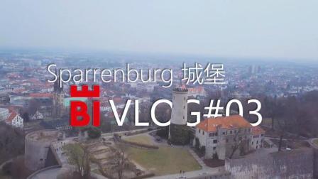 Vlog#03 Bielefeld, Sparrenburg城堡