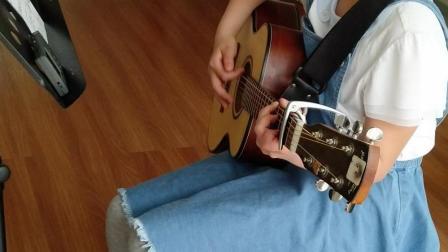 小薇吉他弹唱- 王香懿