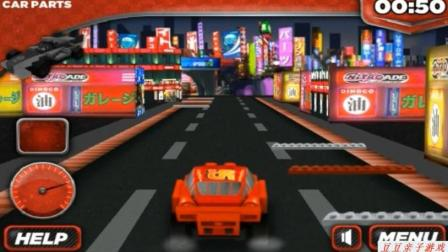 超级马里奥赛车玩具动画视频