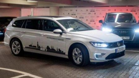 还在担心找不到停车位? 自动停车技术问世, 替你自动停车!