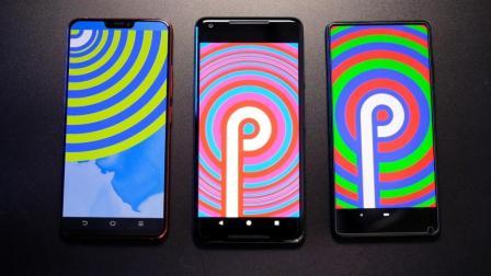 小米MIX 2S、vivo X21以及Pixel 2 XL刷上Android 9.0体验如何?