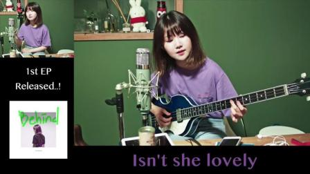 Kim SuYoung 김수영 - Isn-t she lovely -Cover-