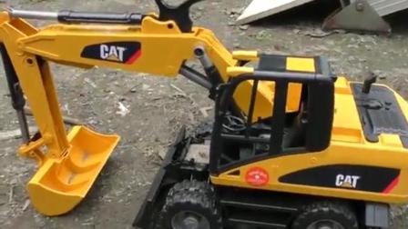 汽车总动员之小汽车表演玩具动画