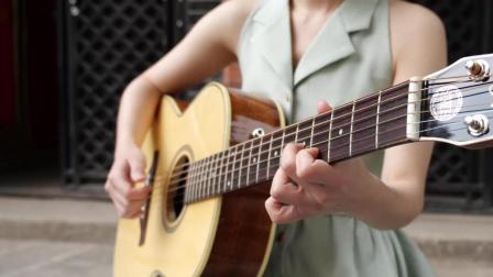 慢慢喜欢你 莫文蔚 Nancy吉他翻唱弹唱