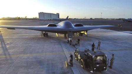 要打核战争? 美军10架B2秘密出动, 中国雷达一招让其现出原形