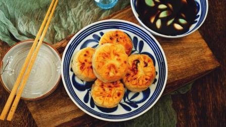 超详细步骤教你制作北京传统名小吃-门钉肉饼