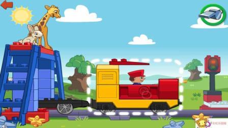 托马斯小火车玩具视频 托马斯和他的朋友们动画视频托马斯运汽车