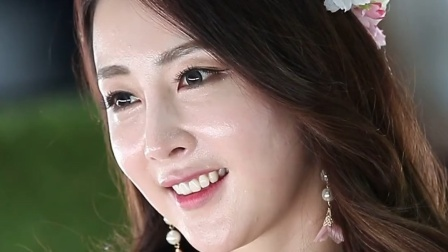 180419 2018 P&I 韩国美女模特 车模 은빈(恩斌)(2