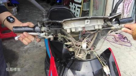 电动车刹车泵放空气技巧, 老师傅教你一招一看就会