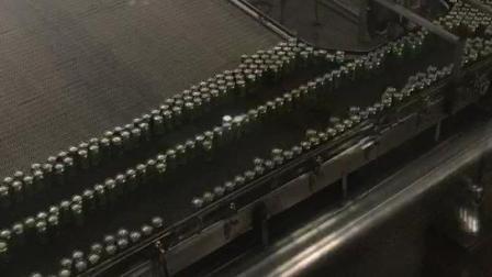 青岛啤酒全自动生产线