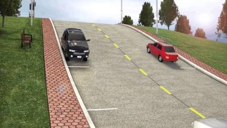 上坡路定点停车与坡道起步这两点要注意!