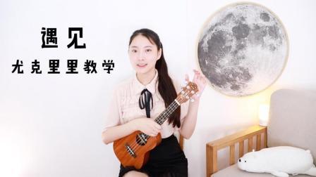 《遇见》孙燕姿 - 阿澜尤克里里弹唱教学