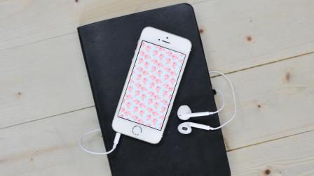 自制小猪佩奇手机壁纸!简直太魔性了!