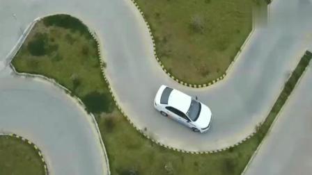 科目二: S弯道 曲线行驶, 教练亲自演练讲解操作要领