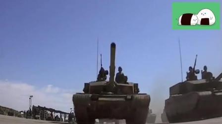 中国最强坦克, 99A坦克内部构造首次曝光, 还是自动挡驾驶