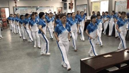 这才是正宗鬼步舞, 简单2步大家一起跳简直太整齐, 1分钟经典教学
