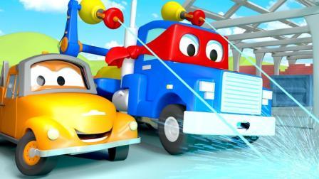 汽车城之超级卡车 第43集 激光卡车