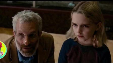 三分钟看完《天才少女》这个少女数学天份比教授还高, 而她才几岁