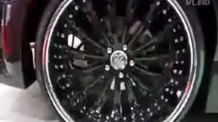 日本名车车展精彩视频