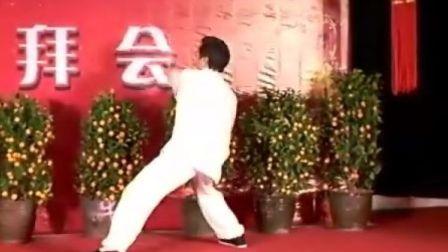 陈氏太极奥义表演者:我的父亲