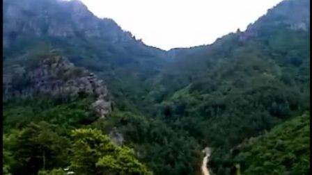 朝鲜国家旅游风景区七宝山2