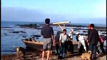 朝鲜的海边人家