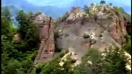 朝鲜国家旅游风景区七宝山5