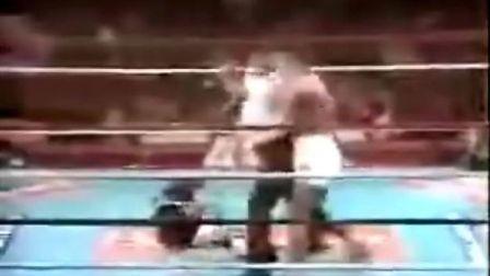 泰森拳击的经典时刻
