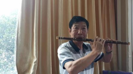 王夏明老师宴会笛子吹奏曲《九儿》, 太动人了
