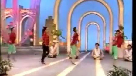 央视春晚舞蹈