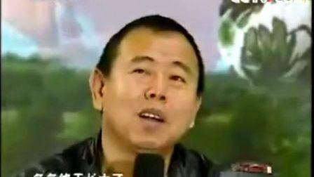 潘长江之女亮相荧屏 自信不足哭鼻子