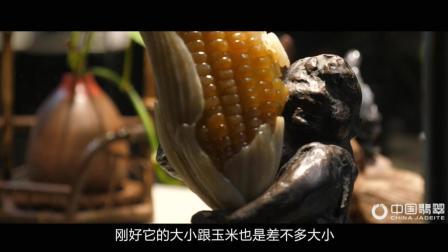 中国翡翠 | 山水创作玉雕艺术家, 饱览自然的践行者郑立波