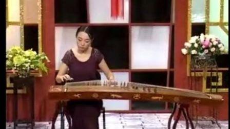 古筝4级妆台秋思