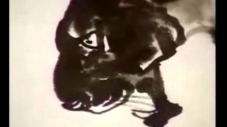 国画教程-豹7