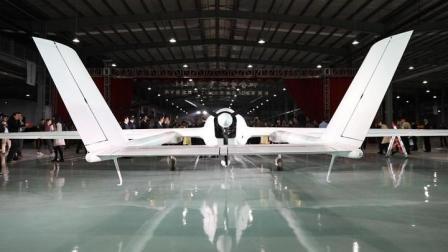 """我国无人机家族再添重量级成员: 最先进大型无人机""""天鹰""""已总装下线"""
