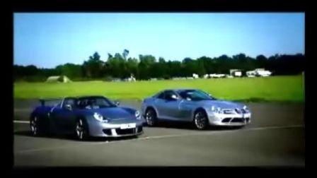奔驰SLR国外测试