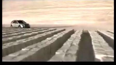 梅赛德斯奔驰ML 63 AMG精彩宣传视频.