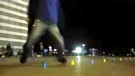 国外精彩轮滑录像总汇 牛