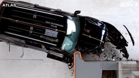 2018年最严苛的碰撞测试! 看看你家的SUV拿几分!