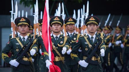 中国军人震撼世界的阅兵仪式, 看的让人热血沸腾!