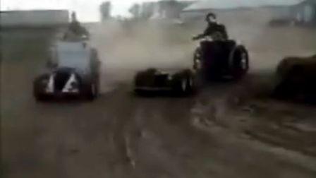 奇怪的赛车