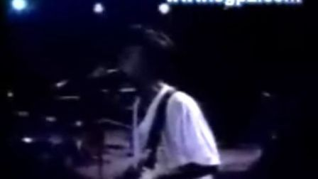 黄家驹BEYOND 永远等待(国语) 1986台北演唱会