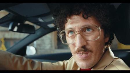奔驰创意广告: 我这辆车, 不是你能惹的