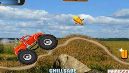 汽车总动员玩具 赛车总动员视频之汽车障碍赛