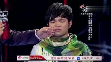 好声音 刘欢被他感动了, 哈林却说现在脑子有点缺氧状态!