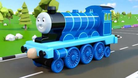 托马斯小火车和它的朋友们之托马斯南极之旅
