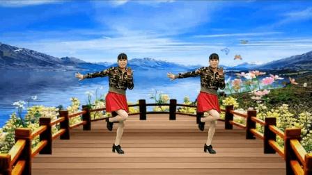 代玉广场舞《哥哥妹妹》原创水兵舞32步